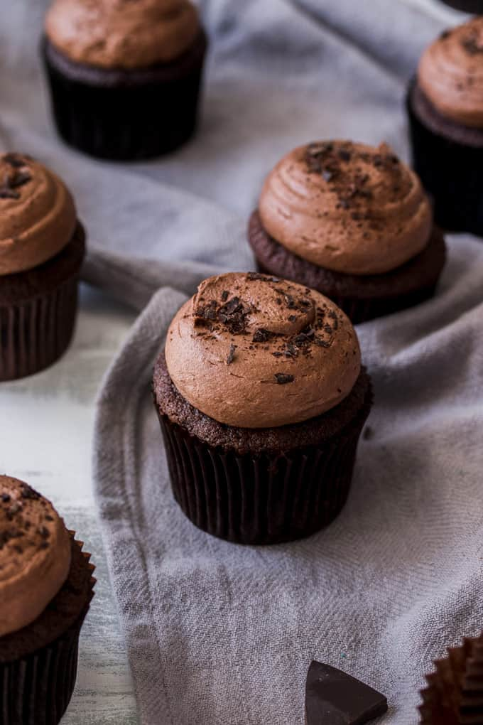 Chocolate Chocolate Cupcakes Sugar Salt Magic