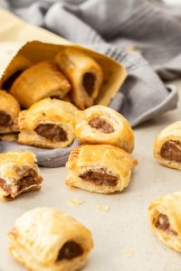 The Best Homemade Sausage Rolls By Sugar Salt Magic