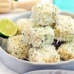 Mojito Lamingtons by Sugar Salt Magic