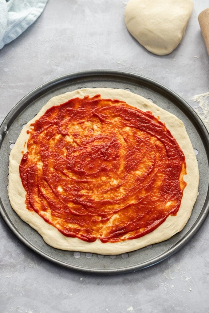 Easy Homemade Pizza Dough Easy And Fun Sugar Salt Magic