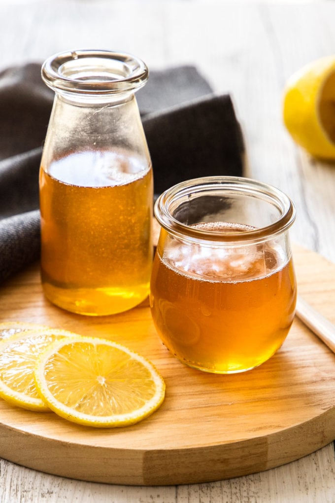 Lemon Simple Syrup 2 Ingredients 20 Minutes Sugar Salt Magic,Tiny House Trailers