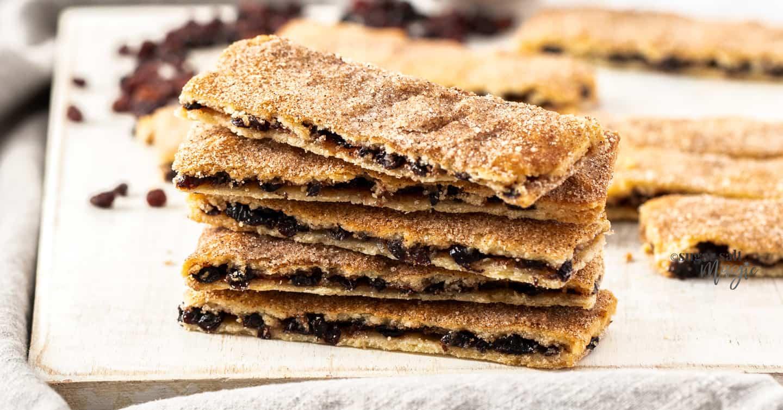 Garibaldi Biscuits Recipe