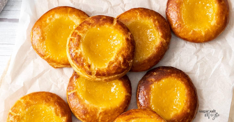 Lemon Danish Pastry